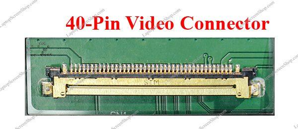 B156HAK02 HW5A 40 PIN | فروشگاه لپ تاپ اسکرین | تعمیر لپ تاپ