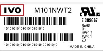 IVO-Label| فروشگاه لپ تاپ اسکرین| لپ تاپ| ال سی دی| پارت نامبر