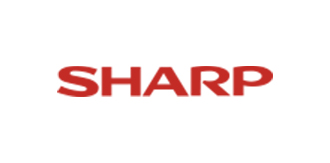 Sharp-logo| فروشگاه لپ تاپ اسکرین| لپ تاپ| ال سی دی| پارت نامبر