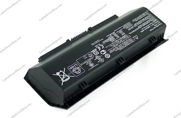 ASUS-A42-G750-BATTERY |فروشگاه لپ تاپ اسکرين | تعمير لپ تاپ