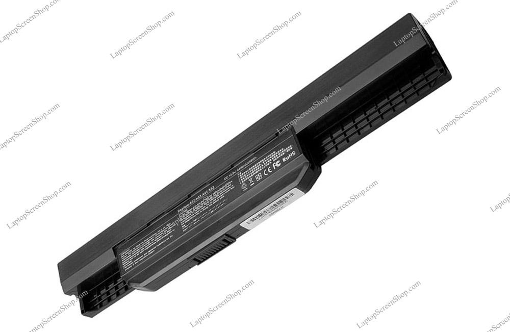 ASUS-K43B-BATTERY |فروشگاه لپ تاپ اسکرين | تعمير لپ تاپ