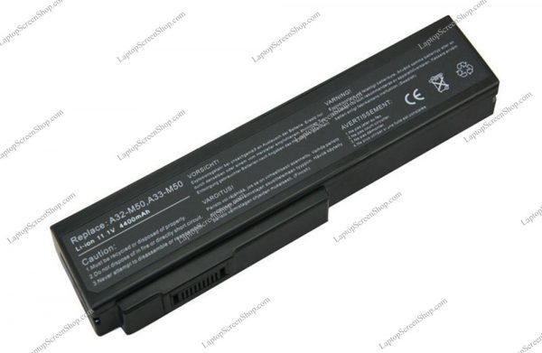 ASUS-N43-BATTERY  فروشگاه لپ تاپ اسکرين   تعمير لپ تاپ