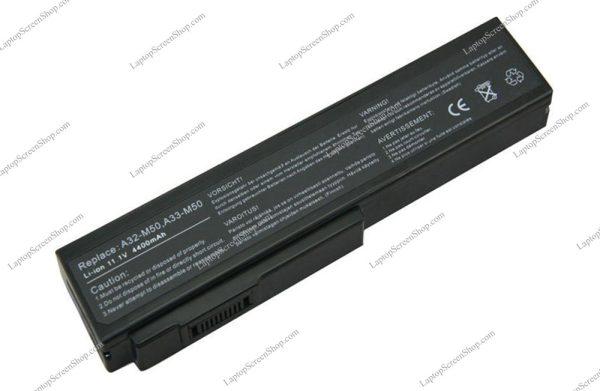 ASUS-N43-E-BATTERY  فروشگاه لپ تاپ اسکرين   تعمير لپ تاپ