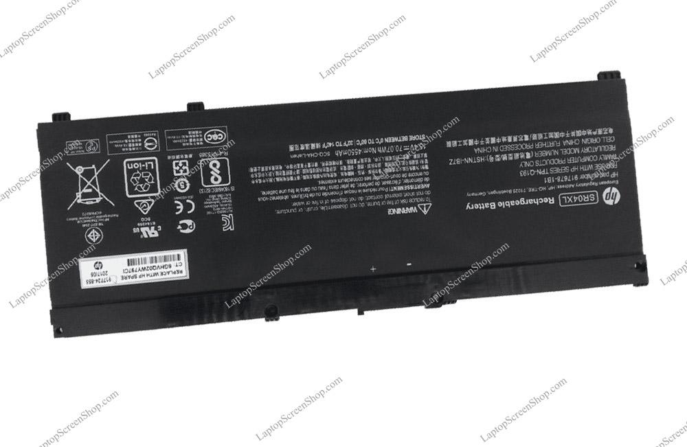HP-OMEN-15-CE001NE-BATTERY  فروشگاه لپ تاپ اسکرين   تعمير لپ تاپ
