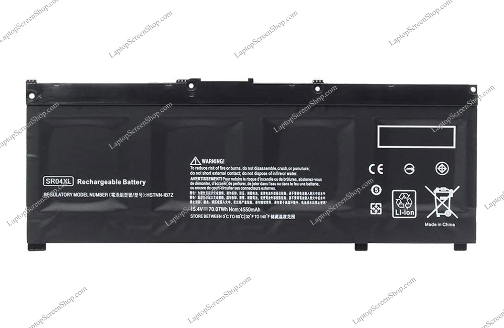 HP-OMEN15-DC0010NM-BATTERY |فروشگاه لپ تاپ اسکرين | تعمير لپ تاپ