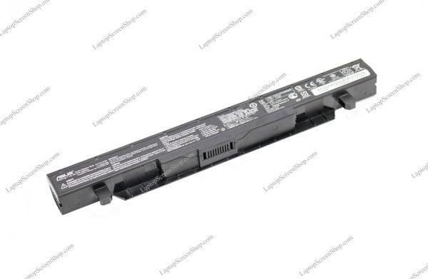 ASUS-G552-VX-BATTERY  فروشگاه لپ تاپ اسکرين   تعمير لپ تاپ