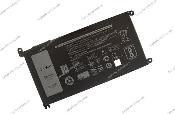 DELL-VOSTRO-15-7570-BATTERY  فروشگاه لپ تاپ اسکرين   تعمير لپ تاپ