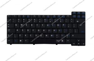 HP-COMPAQ-6110-NC8200-KEYBOARD |فروشگاه لپ تاپ اسکرين | تعمير لپ تاپ