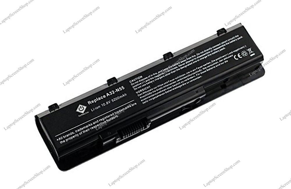 ASUS-N45-BATTERY |فروشگاه لپ تاپ اسکرين | تعمير لپ تاپ