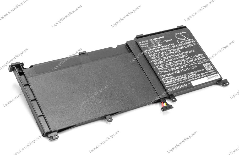 ASUS-N501JW-BATTERY |فروشگاه لپ تاپ اسکرين | تعمير لپ تاپ