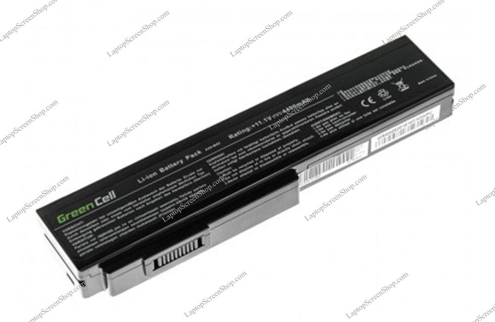 ASUS-N52F-BATTERY |فروشگاه لپ تاپ اسکرين | تعمير لپ تاپ