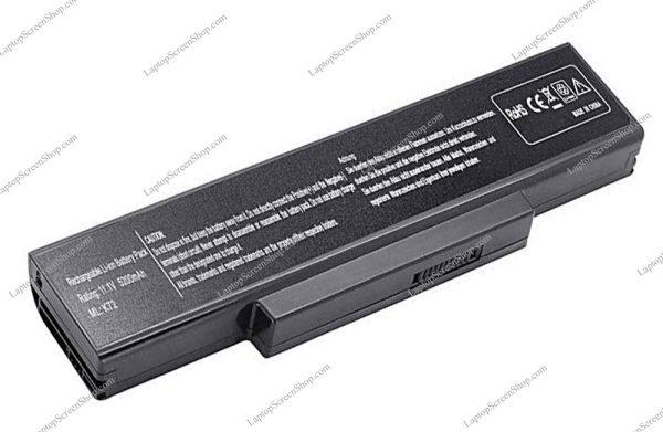 ASUS--N71J-BATTERY  فروشگاه لپ تاپ اسکرين   تعمير لپ تاپ
