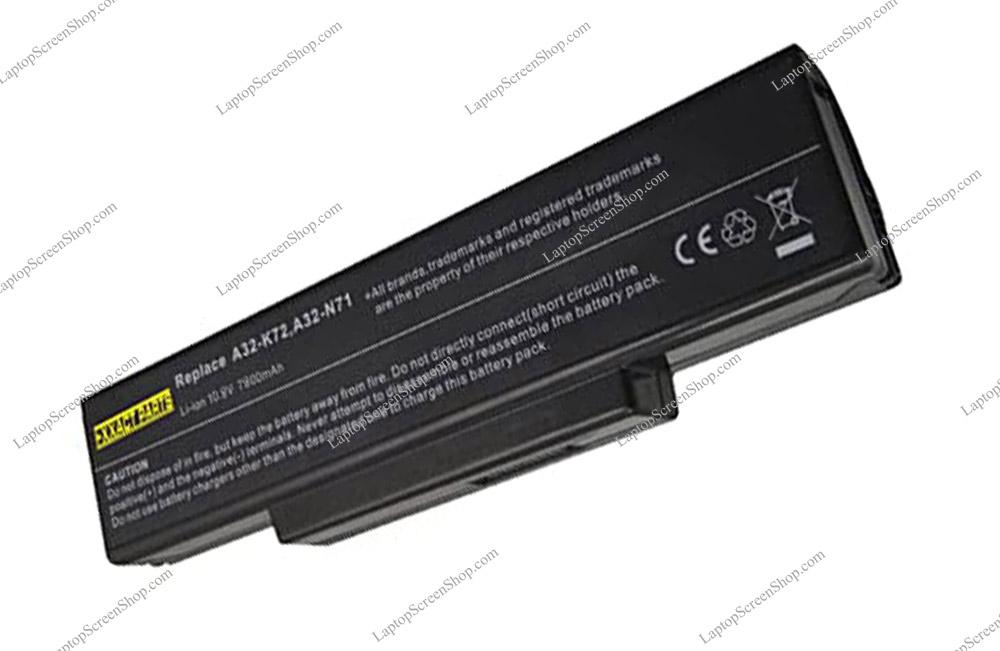 ASUS-N73G-BATTERY  فروشگاه لپ تاپ اسکرين   تعمير لپ تاپ