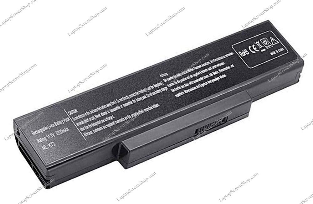 ASUS--N73G-BATTERY |فروشگاه لپ تاپ اسکرين | تعمير لپ تاپ