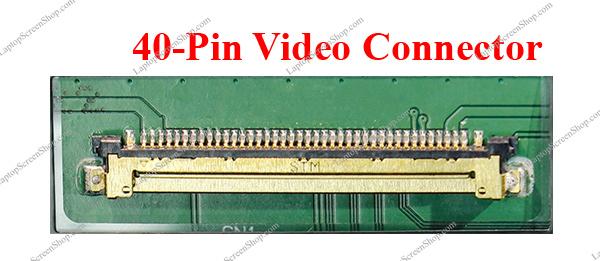 LP156-WF6-SP-C2-CONNECTOR |FHD-40OPIN|فروشگاه لپ تاپ اسکرين | تعمير لپ تاپ