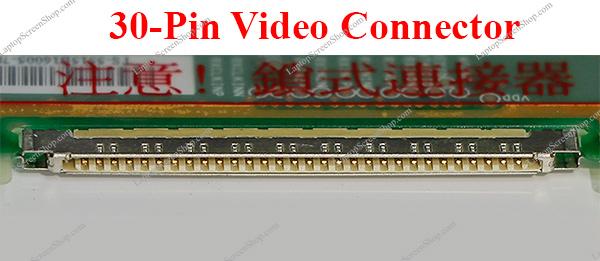 GATEWAY- 6834MX -CONNECTOR  WXGA  30OPIN فروشگاه لپ تاپ اسکرين   تعمير لپ تاپ
