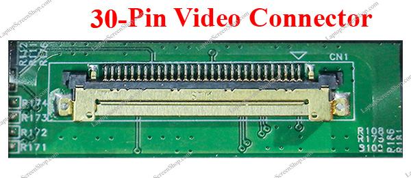 HP-COMPAQ -1AA11PA -SERIES -CONNECTOR FHD 30OPIN فروشگاه لپ تاپ اسکرين   تعمير لپ تاپ