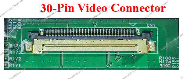 HP-COMPAQ -1AA16PA -SERIES -CONNECTOR FHD 30OPIN فروشگاه لپ تاپ اسکرين   تعمير لپ تاپ