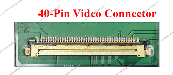 MSI-FX610-034US-CONNECTOR HD 40OPIN فروشگاه لپ تاپ اسکرين   تعمير لپ تاپ