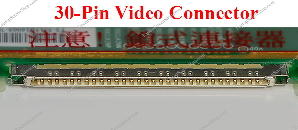 TOSHIBA-SATELLITE-A300- 1ED -CONNECTOR|WXGA|30OPIN|فروشگاه لپ تاپ اسکرين | تعمير لپ تاپ