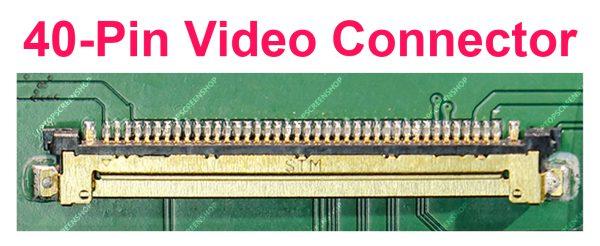 NT156WHM-N10-V8.0-CONNECTOR HD 40PIN  فروشگاه لپ تاپ اسکرين   تعمير لپ تاپ
