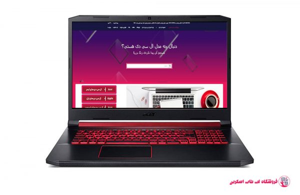 ACER-AN715-51-73V6-FRAME  فروشگاه لپ تاپ اسکرين   تعمير لپ تاپ