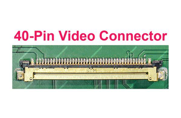 ASUS- VivoBooK-K571GT-EB76-CONNECTOR|FHD|40PIN |فروشگاه لپ تاپ اسکرين | تعمير لپ تاپ