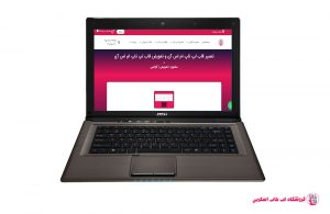 MSI-CR41-A-FRAME  فروشگاه لپ تاپ اسکرين   تعمير لپ تاپ