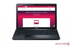 Toshiba-Satellite-C850-B819-FRAME |فروشگاه لپ تاپ اسکرین | تعمیر لپ تاپ
