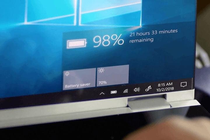 qualcomm always connected laptop battery life EcoQoS  تعمیرات لپ تاپ  ال سی دی   تعمیر