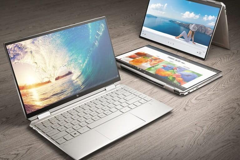 بهترین صفحه نمایش oled HP Spectre x360 14