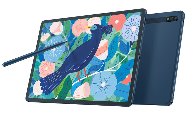 تبلت Galaxy Tab S7 FE  تعمیرات تبلت  تبلت اقتصادی