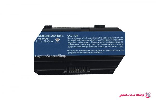 Acer Aspire 4750-6887 فروشگاه لپ تاپ اسکرين  تعمير لپ تاپ