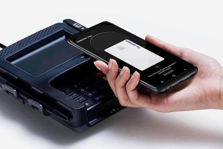 samsung pay terminal