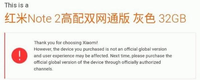 xiaomi-test-IMEI Fail